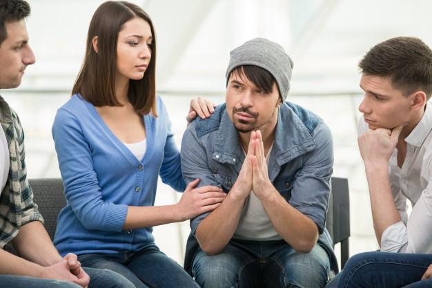 בעיות רגשיות אצל מבוגרים